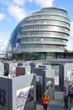Ville hôtel de Londres Photographie stock libre de droits