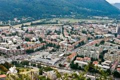 Ville II de Piatra Neamt photo stock