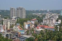 Ville indienne de Mangalore Photo stock