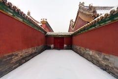 Ville interdite à Pékin Photo stock