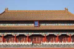 ville interdite par Pékin Photos stock