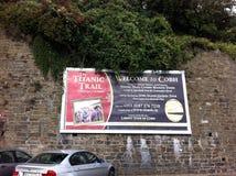 Ville Irlande de Cobh Image libre de droits