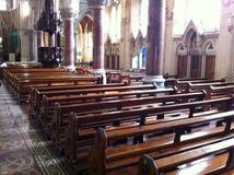 Ville Irlande de Cobh de cathédrale Photos stock