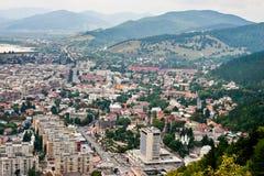 Ville IV de Piatra Neamt image libre de droits