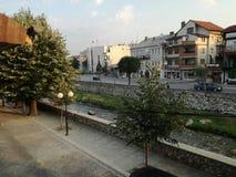 Ville Kosovo de Prizren Photo stock