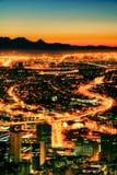 Ville la nuit