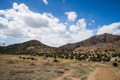 Ville le Colorado de Canon de canyon de temple de parc d'écologie images stock