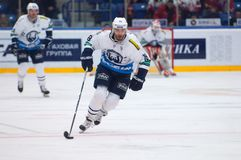 Ville Leino (18) in action Stock Images