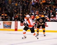 Ville Leino Philadelphia Flyers Royalty Free Stock Photo