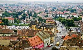 Ville médiévale image libre de droits