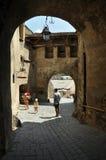 Ville médiévale de Sighisoara, héritage de l'UNESCO Image libre de droits