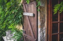 Ville médiévale Rocamadour images libres de droits