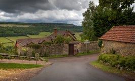 Ville médiévale Rocamadour photographie stock
