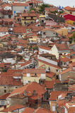 Ville méditerranéenne Images libres de droits
