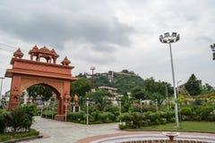 Ville Madhya Pradesh de Dewas photographie stock libre de droits