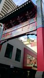 Ville @ Melbourne de la Chine Photos libres de droits