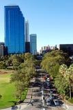 ville moderne Photo libre de droits