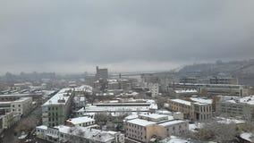 Ville moderne, industrie LA RUSSIE, NIJNI-NOVGOROD photos libres de droits