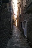 Ville Monténégro de Budva Photo libre de droits