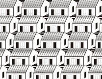 Ville natale d'Urbanic illustration stock
