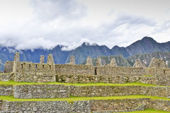 Ville perdue de l'Incasâ - le Machu Picchu (Pérou) Photo libre de droits