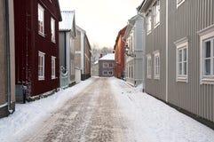 Ville pittoresque Photos libres de droits
