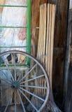 Ville plate de tortilla photographie stock libre de droits