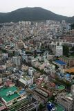 Ville portuaire de Busan Photographie stock libre de droits
