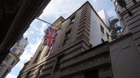 Ville R-U de Londres Images libres de droits