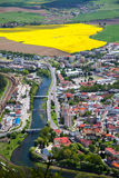 Ville Ruzomberok, Slovaquie Image libre de droits