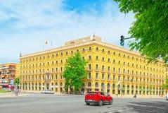 Ville Séville de l'hôtel TRYP Sevilla Macarenain - est le capital et photo stock