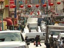 Ville San Francisco de la Chine Image stock