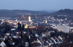 Ville Siegen, Allemagne photo stock