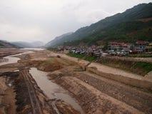 Ville socialiste au Vietnam Photo stock