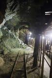 Ville souterraine de Riese de projet Photographie stock libre de droits