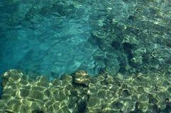 Ville submergée, Kekova, Turquie, scène 8 Photographie stock libre de droits