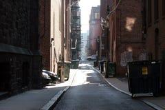 Ville urbaine Photographie stock libre de droits