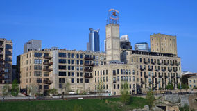 Ville urbaine 15 de Minneapolis Image stock