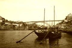 ville vieille Porto Portugal Photos stock