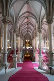 ville Vienne de hall Image stock