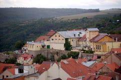 Ville Znojmo Photos libres de droits