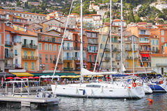 Villefranche Photo stock