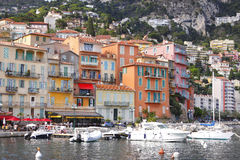 Villefranche Stock Image
