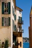villefranche de sur de mer de la France Photos libres de droits