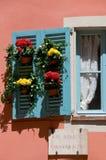 villefranche de sur de mer de la France Photographie stock