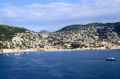 Villefranche France Royalty Free Stock Image