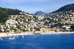 Villefranche France Stock Image