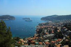Villefranche, France Stock Images