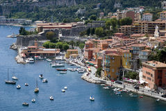 Villefranche, France Stock Photo