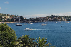 Villefranche sur Mer Royalty Free Stock Photography